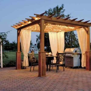 quelle pergola pour votre terrasse les news d 39 isofen. Black Bedroom Furniture Sets. Home Design Ideas
