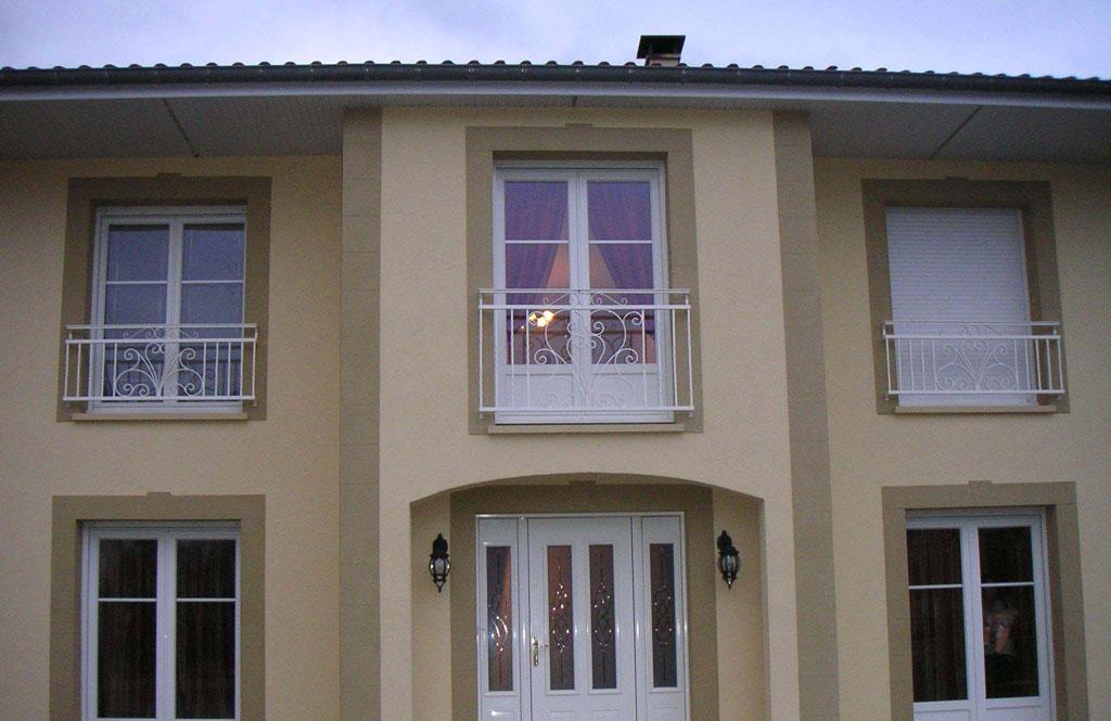Fenêtre PVC - Soultz