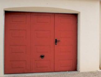 portes de garage basculante