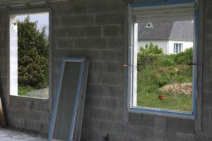 remplacement de fenêtres