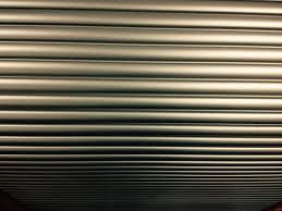 volet en aluminium